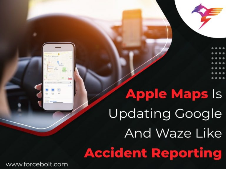 Apple Maps Is Updating Google And Waze Like Accident Reporting