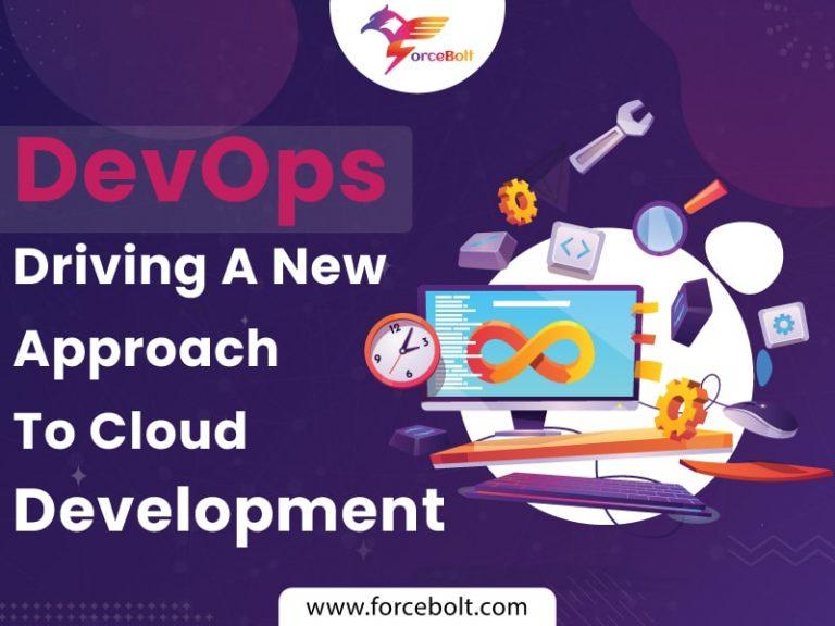 DevOps Drives A New Approach To Cloud Development
