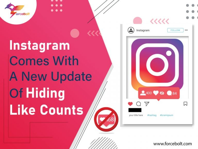 Instagram Comes With A New Update Of Hiding Like Counts