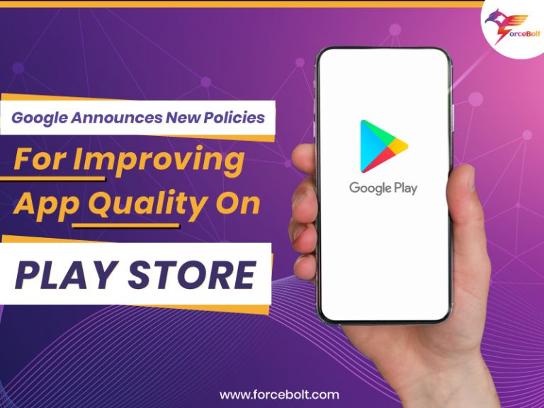 Google Announces New Policies For Improving App Quality On Play Store