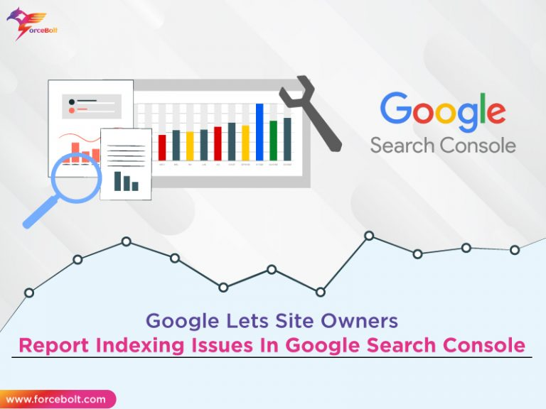 Google Lets Site Owners Report Indexing Issues In Google Search Console