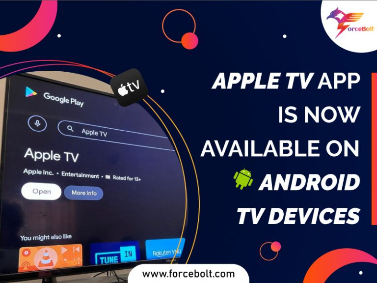 Apple TV App Is Now Available On Android TV Devices