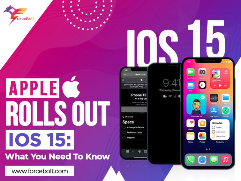 Apple Rolls Out iOS 15: What You Need To Know