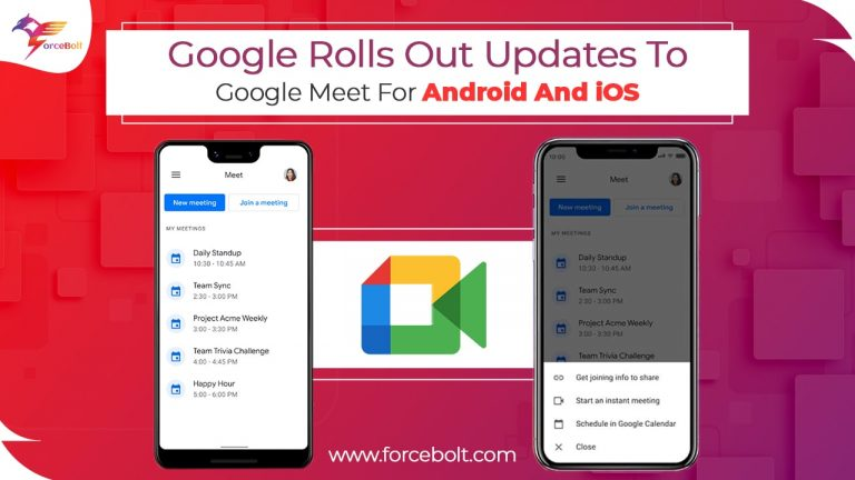 Google Rolls Out Updates To Google Meet For Android And iOS