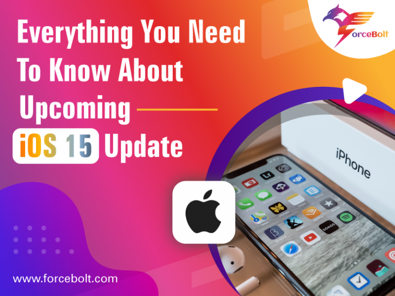 Everything You Need To Know About Upcoming iOS 15 Update