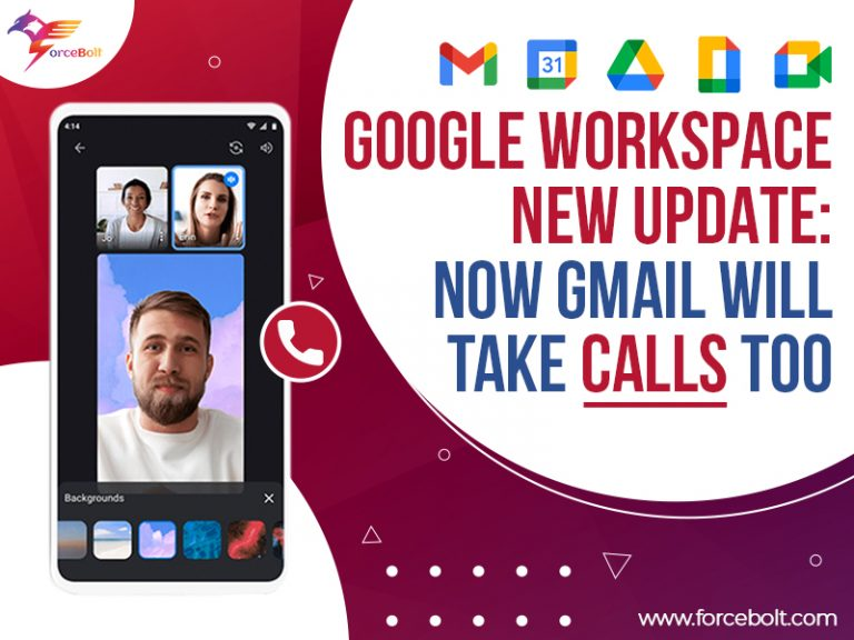 Google Workspace New Update: Now Gmail Will Take Calls Too